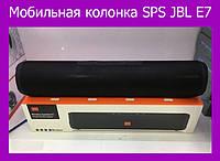 Мобильная колонка SPS JBL E7!Акция, фото 1