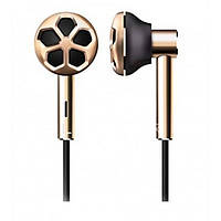 Навушники вкладиші провідні з мікрофоном 1More Ceramic Dual D iver (E1008) (1More Ceramic)
