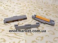 Крепление накладки, скрепка ветрового стекла BMW Е30 / Е32 / Е34 / Е39. ОЕМ: 51311938494, 51318177850, фото 1