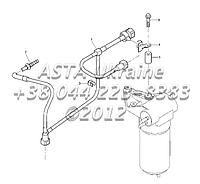 ТНВД, двигатель 1104C-44Т, RG38101 Г1-22-3, фото 1