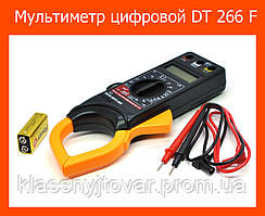 Мультиметр цифровой DT 266 F!Акция