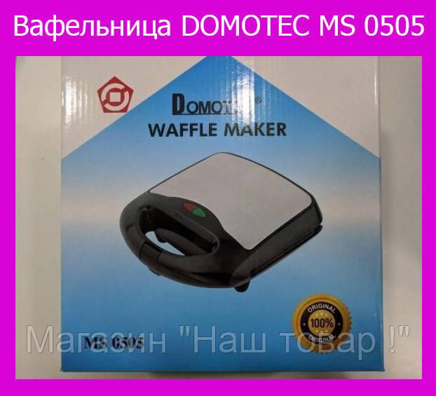 Вафельница DOMOTEC MS 0505!Акция