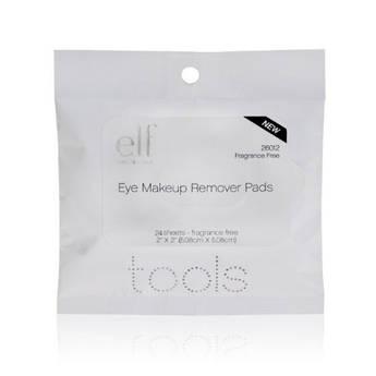 Салфетки для снятия макияжа с глаз e.l.f. Essential Eye Makeup Remover Pads 24 шт