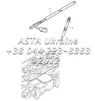 Предпусковой отопитель, двигатель 1104C-44Т, RG38101 Г1-23-1