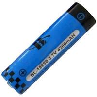 Аккумулятор BL-18650 4200mAh 3.7V  *1155