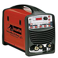 Сварочный аппарат инверторного типа, универсальный Technomig 225 Pulse Telwin
