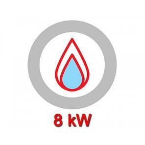 Поверхня для смаження газова - 8 кВт, фото 2
