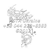 Детали двигателя 1104C-44T, RG38101 G1-24-1, фото 1