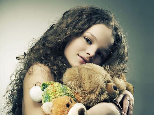 Мягкие игрушки - это главный символ детсва