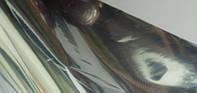 Глянцевая зеркальная пленка хром,1,52м