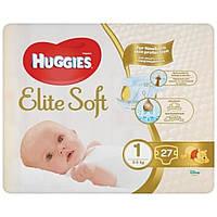 Подгузник Huggies Elite Soft 1 Small 27 шт (5029053545479)