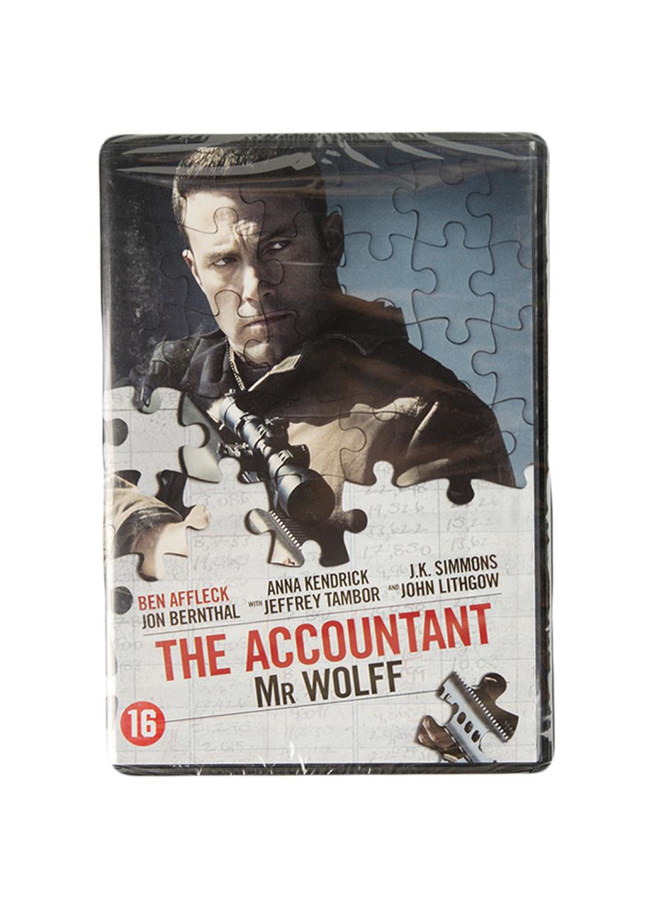 Dvd диск фильм бухгалтер мистер вольф Wb Uni не определен