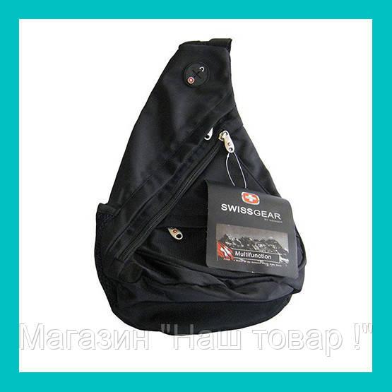 Однолямочный рюкзак Swiss GEAR Small!Акция