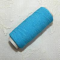 Нитка-резинка, голубая