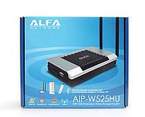 ALFA AIP-W525HU High Power 2T2R AP/Router, фото 2