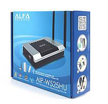 ALFA AIP-W525HU High Power 2T2R AP/Router, фото 3