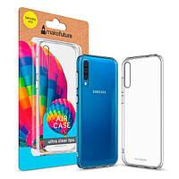 Накладка для Samsung A705 Galaxy A70 MakeFuture Air Case Clear (MCA-SA705) (MCA-SA705)