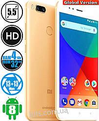 Смартфон Xiaomi Mi A1 4/32Gb Gold 4G (Global)