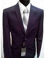 Мужской свадебный костюм-двойка М-А_75 (56 размер, рт 180-182)