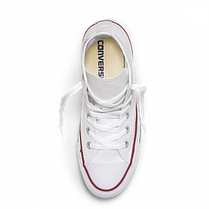 ОРИГИНАЛ. Кеды Converse Chuck Taylor All Star мужские и женские, белые низкие Конверс 2019, фото 3