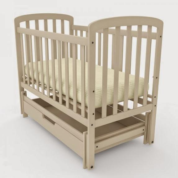 Детская кроватка Woodman Teddy УМК - Интернет магазин брендовых колясок для детей MaMalush.com.ua в Киевской области