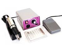 Фрезер Lina MM-2500 розовый 25 тыс.оборотов Фрезер Лина 25000, для маникюра и педикюра