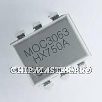 MOC3063, оптопара [DIP-6]