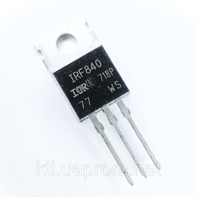 IRF840N, N-Ch 500V 8A 0.85Ω [TO-220]