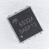 AON6932A, N-Ch 30V 28/42A 5/2.5mΩ [DFN5X6B]