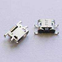 MicroUSB разъем гнездо 5pin Doogee X5 X5Pro Sony Xperia M C1904 C1905 C2004 C2005 QUKITEL K6000
