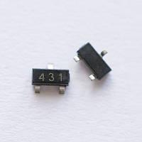 TL431AQDBZR (TL431A) [SOT-23]