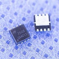 AON7506, N-Ch 30V 12A 9.8mΩ [DFN-8]