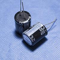 Конденсатор 400V 68uF (105°C) Ltec