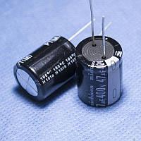 Конденсатор 400V 47uF (105°C) Nichicon