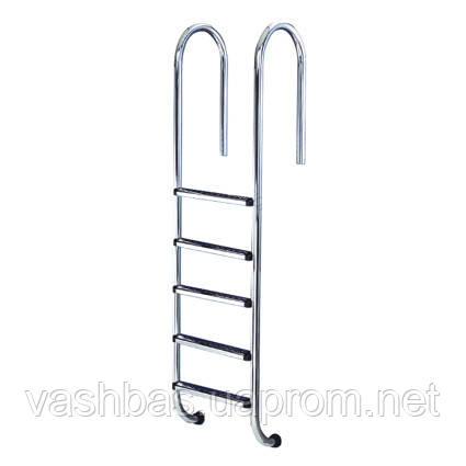 Kripsol Лестница Kripsol Muro MI 5.D AISI-304 (5 ступ.)