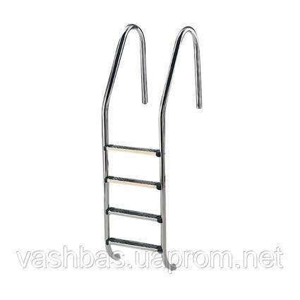 Kripsol Лестница Kripsol Standard PI 4.D (4 ступ.)
