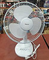 Вентилятор настольный  Domotec MS-1625 (30 Вт.)
