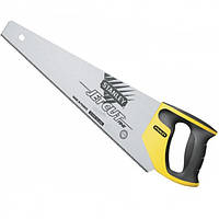 """Пилка для деревини 500х7 мм, іуніверсальний зуб """"JET-CUT"""", Stanley"""