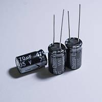 Конденсатор 35V 470uF (105°C) Chang