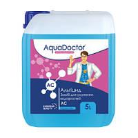Альгицид AC 5 л. средство против водорослей. Химия для бассейна AquaDoctor