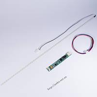 LED набор подсветки матрицы 390*2mm 17.3″