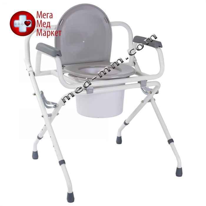Складной усиленный стул-туалет RPM-68600