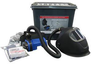 Шлем FH4 с турбоблоком Proflow 2 SC 160