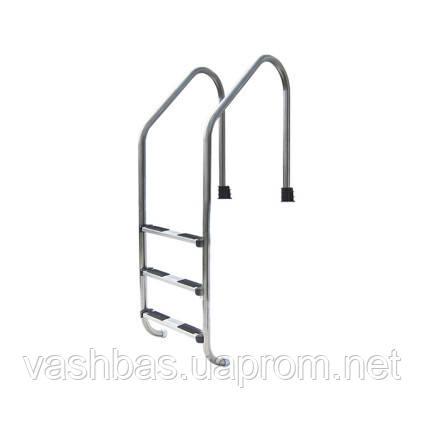 Emaux Лестница Emaux Standard NSL315-SR (3 ступ.)