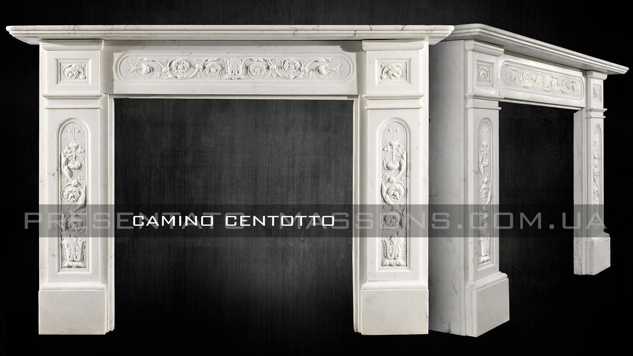 Мраморный камин Camino CENTOTTO