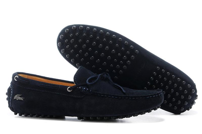 Мужские мокасины Lacoste черные - Интернет магазин обуви Shoes-Mania в  Днепре 5581d665729