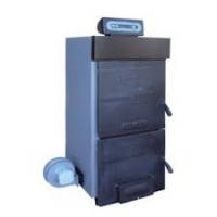 Котел твердотопливный Demrad QVADRA SOLIDMASTER 80F + вентилятор