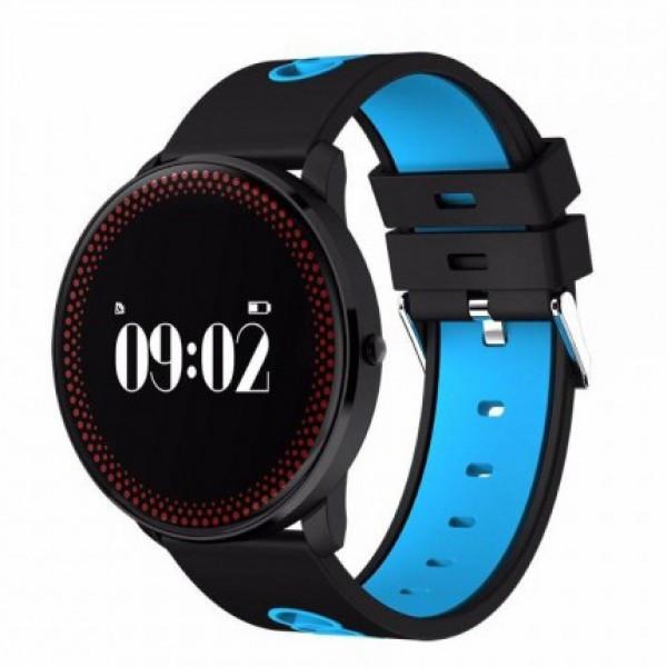 Умный фитнес-браслет Smart Band Pro CF007 Original Синий