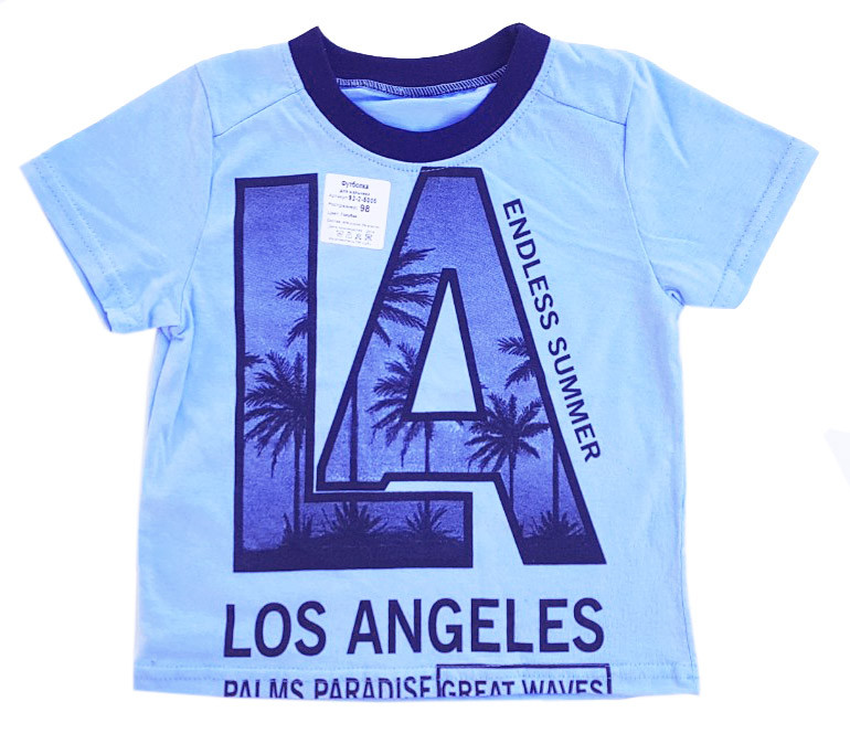 "Футболка для мальчика ""Лос-Анджелес"""