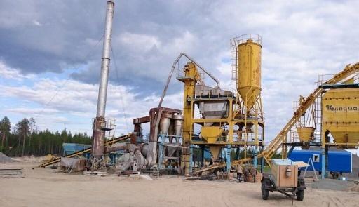 Демонтаж производственных объектов